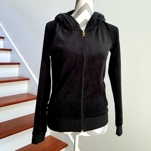 Juicy Couture Tops - Juicy couture zip up track jacket